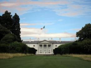 The Residence of Irish President