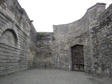 James Connolly was executed here in 1916