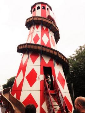 Muumipapa's Lighthouse