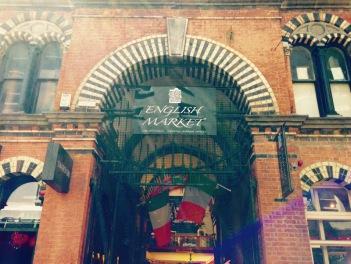 Entrance to English Market