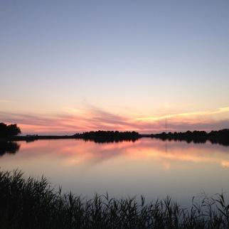 Small Wiik - sunset