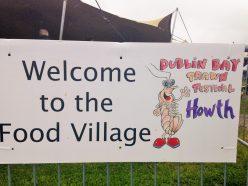 A Dublin Bay Prawn Festival Howth