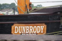 Dunbroady Famine Ship, New Ross